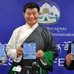 Sikyong Launches DIIR's New Video on MWA, Tibet TV Mobile App