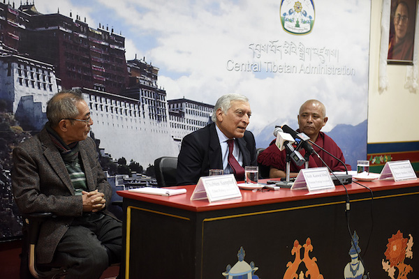 His Holiness the Dalai Lama's Demand for Genuine Autonomy is Legitimate: Former Indian Foreign Secretary