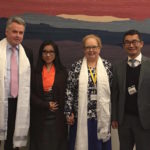 The University of Westminster hosted a talk by Dhardon on the topic – 'Resolving the Tibet Question: The Strategic Relevance and Importance of the Middle Way Approach.'