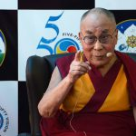 His Holiness on the Sino-Tibetan dialogue at the Five-Fifty Forum