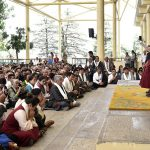His Holiness the Dalai Lama Reaffirms Middle Way Policy as Realistic Approach